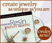 Explore Resin Jewelry Making - Click Here