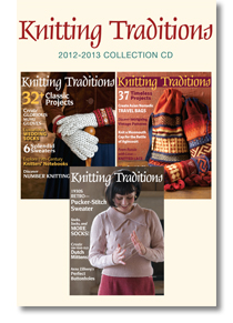 Knitting Traditions 2012-2013 Collection