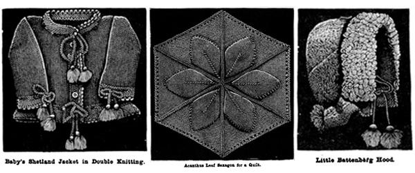 Weldon's Practical Knitter, Series 19