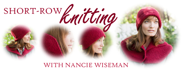 short row knitting with nancie wiseman