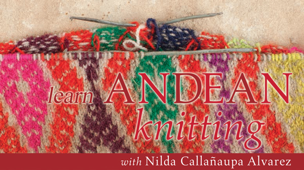learn Andean knitting
