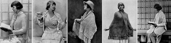 1918 scarves