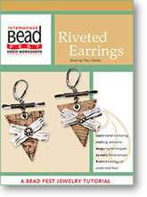 Riveted Earrings