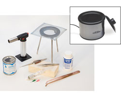 Basic Soldering Kit with Picke Pot