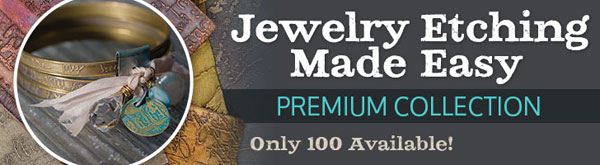 Jewelry Etching Made Easy