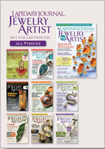 2011 Lapidary Journal Jewelry Artist Collection CD