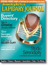 Lapidary Journal Jewelry Artist May 2006 Digital Magazine