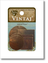 Vintaj Natural Brass Value Pack