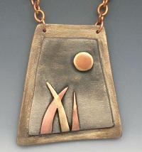 Hadar Jacobson's Gradient Pendant