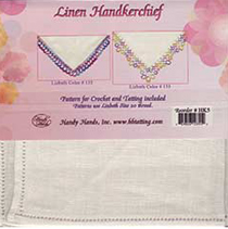 New Tatting Kit with Handkerchief Edging