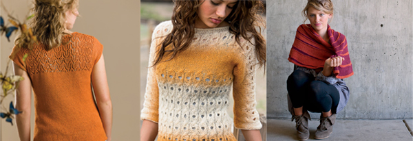 Interweave Knits presents 7 Perfect Knitting Patterns for Fall
