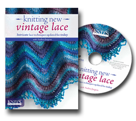 Knitting New Vintage Lace