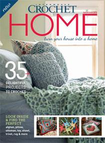 Interweave Crochet Home 2014