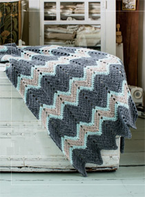 Aegean Dreams Crocheted