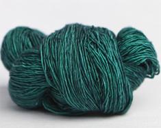 Madelinetosh Tosh Sock yarn in Mineral
