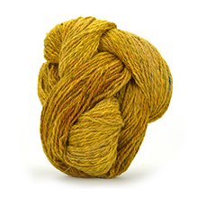 TSC Artyarns Tranquility Glitter in Tobacco Gold