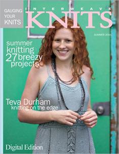 Interweave Knits Summer 2005