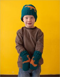 Rex Hat and Mitts