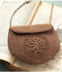 A Charity Purse to Crochet