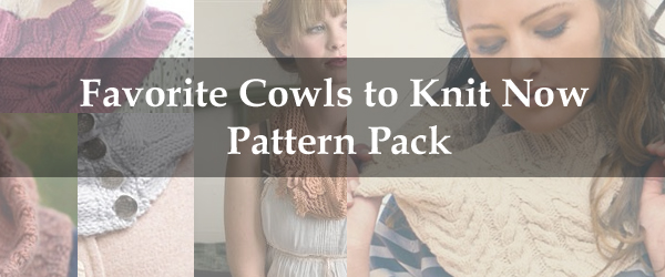 Favorite Cowls to Knit