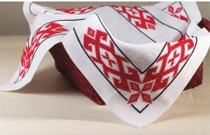 Belarusian Breadcloth to Embroider