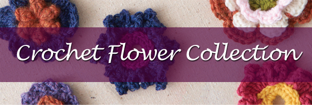 Crochet Flower Collection