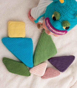 Crochet Gifts for Big Siblings Pattern Collection