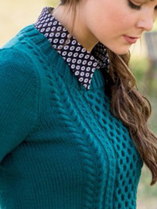 Irish Knits! Aran Sweater Collection
