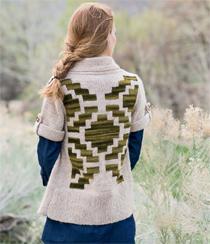 Plowman Knitted Cardigan Pattern