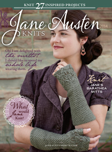 Jane Austen Knits 2014