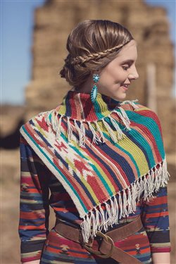 Serape Shawl Kit