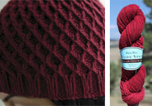 Koolhaas Hat Kit in Ruby