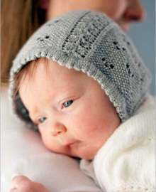 Beloved Baby Bonnet Knitting Pattern