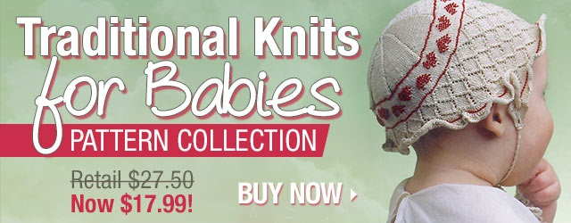 Traditional Knits for Babies