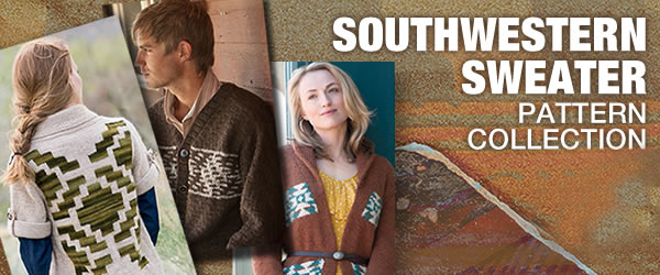 Southwestern Sweater Collection