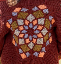 Dreamcatcher Cardigan by Annie Modesitt