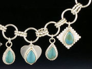 Starfire Series Bracelet by Christina Lemon