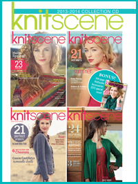 Knitscene Collection 2013-2014