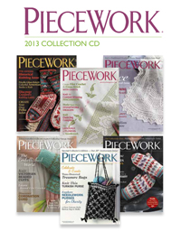 PieceWork 2013 Collection