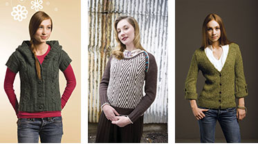Knitscene Patterns