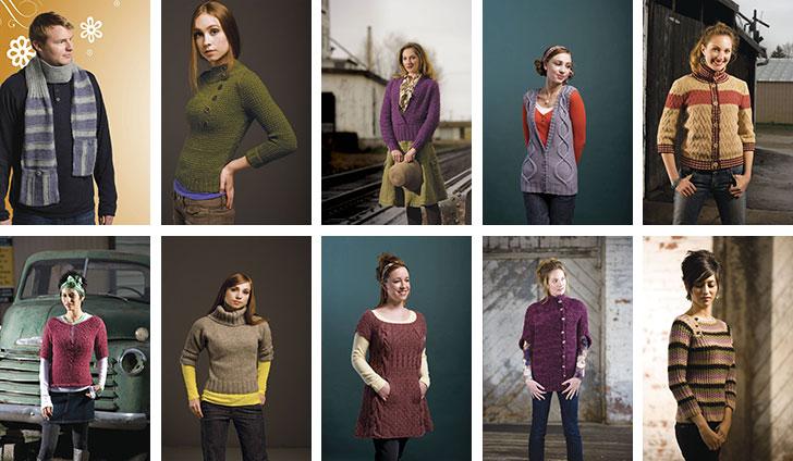 Easy Knitting Design » cardigan pattern