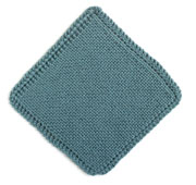 Dishcloth Square