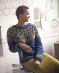 moorish pullover