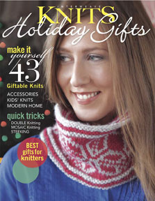knits gifts 2012 cover