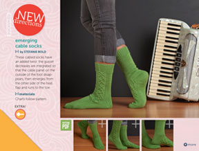 sockupied fall cable socks