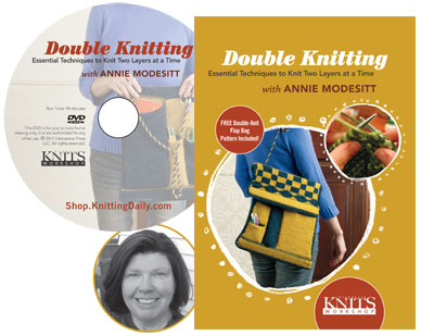 double knitting DVD workshop 