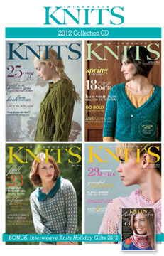 interweave knits 2012 collection