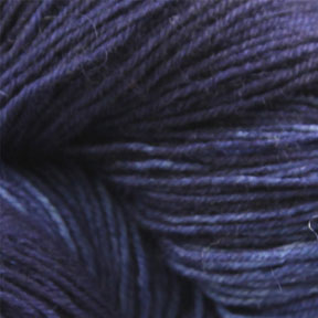 navy franklin yarn