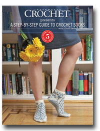 crochet sock eBook