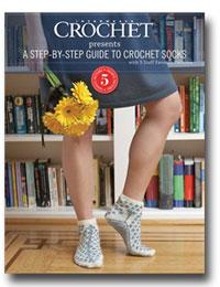 crochet sock eBook